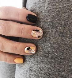 summer nail art ideas you'll wish to try 32 ~ my.me summer nail art ideas you'll wish. Manicure Y Pedicure, Shellac Nails, Acrylic Nails, Manicure Ideas, Nails Only, Love Nails, Pink Nails, Purple Nail, Minimalist Nails