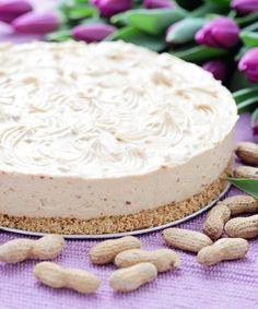Easy Peanut Butter Cheesecake Recipe