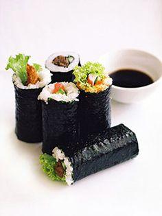 Sushi and Such on Pinterest | Sushi, Sashimi and Sushi Rolls