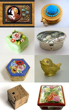 I LOVE BOXES.  EcoChic Team Treasury by Chris Capers on Etsy--Pinned with TreasuryPin.com