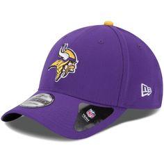 Mens Minnesota Vikings New Era Purple Team Classic Flex Hat 21b2527c7