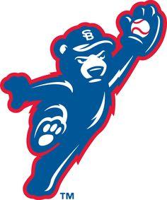 South Bend Cubs Alternate Logo - Midwest League (MWL) New 2015 Chicago Cub affliate. : South Bend Cubs Alternate Logo - Midwest League (MWL) New 2015 Chicago Cub affliate. Brand Identity Design, Logo Design, Branding Design, Corporate Branding, Sports Team Logos, Sports Art, Logo Luxury, Minor League Baseball, Bear Logo