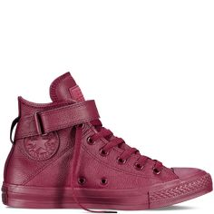 Converse - Chuck Taylor All Star Brea -Deep Bordeaux - Hi Top High Top Sneakers, Sneakers Mode, Sneakers Fashion, Fashion Shoes, Women's Shoes, Star Shoes, Converse Shoes, Converse Chuck Taylor All Star, Converse All Star