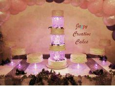 Wedding & Quinciañera Cakes