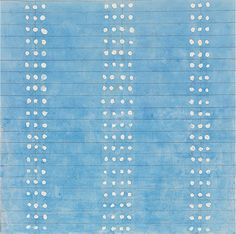 Agnes Martin / Untitled, Watercolour, gouache and graphite on paper, 1995