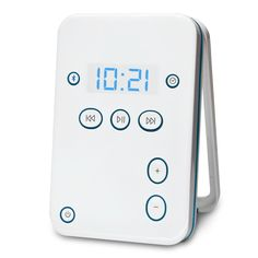 The Bluetooth Shower Speaker - Hammacher Schlemmer