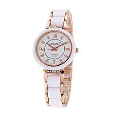 $8.88 (Buy here: https://alitems.com/g/1e8d114494ebda23ff8b16525dc3e8/?i=5&ulp=https%3A%2F%2Fwww.aliexpress.com%2Fitem%2FLadies-Fashion-White-Ceramic-Bracelet-Watch-Women-Casual-Quartz-Watch-Waterproof-Diamond-Watches-For-Women-SBAO%2F32690301168.html ) Ladies Fashion White Ceramic Bracelet Watch Women Casual Quartz Watch Waterproof Diamond Watches For Women SBAO Girls Wristwatch for just $8.88