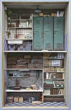 The miniatures of Marc Giai-Miniet.
