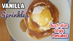 A yummy treat for breakfast! Click the link for video.