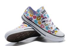 2f27bf535dc3 Casual Paint Designer Colorful Stylish converse shoes walking sport shox  shoes 2011 for ladies - good quality Canvas Shoes products