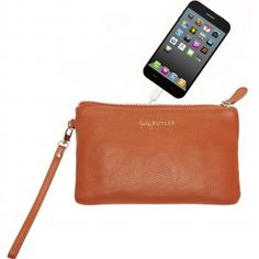 Mighty Purse                                 $99.00 The Mighty Purse is a 100% leather chargeable clutch, allowing you to charge your phone on the go! Available in a variety of colors from One Posh Place.