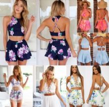 Summer Jumpsuits - 6 Styles!