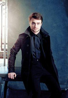 Daniel Radcliffe  Well hellloooo Harry