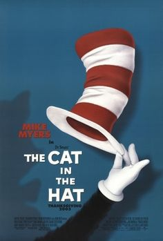 3f07d729 12 Best The cat in the hat! images | Children movies, Kid movies ...