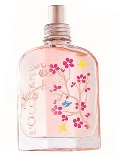Cerisier Papillon L`Occitane en Provence perfume - a new fragrance for women 2013