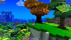 Finally an update for Cube World