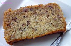 Bakericious: Soft and Moist Banana Cake