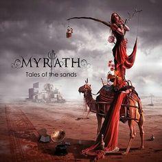 Myrath: Tales of the Sands album