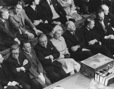 Thatcher at the House of Commons