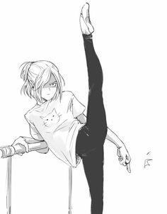 Image about anime in Yuri! On Ice ❄ by [Sungie] Manga Anime, Anime In, Anime Shows, Anime Guys, Anime Japan, Yuri On Ice, Yuri Plisetsky Hot, Haikyuu, Yurio And Otabek