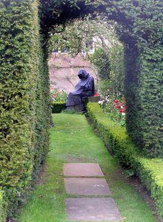 Abbey Gardens Malmesbury 2013