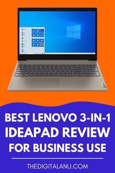 The IdeaPad 3 by Lenovo is a popular laptop with a superb 14-inch screen display and a fast sturdy frame. While using this system, you'll actually appreciate the Lenovo IdeaPad 3's console. #lenovo #ideapad #laptop