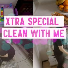 oday I'm sharing another Xtra Special clean with me video for you! So grab a cup of coffee and enjoy this video. Also don't forget to SUBSCRIBE if you haven't already.