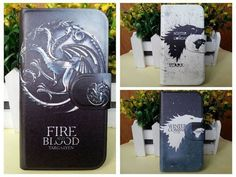 Game of Thrones PU Leather Flip Case Cover for LG Optimus F60 //Price: $9.99 & FREE Shipping //     #GamOfThrones