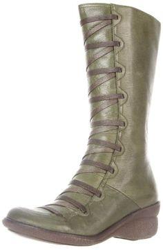 16fe9f8248b1 Buy New   116.96 -  129.00  Miz Mooz Women s Otis Knee-High Boot Miz