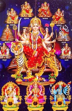 Navratri Puja will help you overcome all your negativities. Flourish with wealth on this Navratri by offering Homam to Lakshmi, Saraswathi & Durga. Shiva Parvati Images, Hanuman Images, Durga Images, Lakshmi Images, Shiva Shakti, Lord Krishna Images, Durga Ji, Saraswati Goddess, Goddess Lakshmi