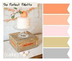 peachy palette ☛ http://su.pr/275uJX