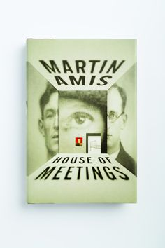 """""""The portrait of Stalin is hanging from a real, tiny brass nail."""" From Cover by Peter Mendelsund, published by powerHouse Books"""