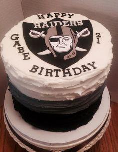 b4cc8d099 37 Best Oakland Raiders Cakes images