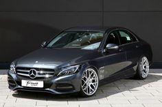 Schmidt Revolution maakt C250 van Mercedes C220 BlueTec