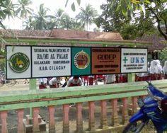 Cilacap di Jawa Tengah