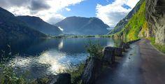 ovre eidfjord - see the full story here http://www.wanderingkenzie.com/ovre-eidfjord-norways-unknown-idyllic-gem/
