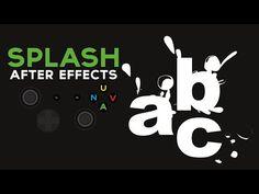 Animacion Splash After Effects Tutorial - YouTube