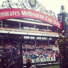 Flemington Racecourse - Melbourne Cup Day.