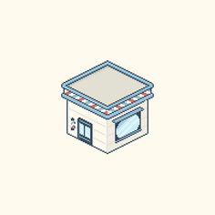 Been full of work lately but here's the first of a new series I'm working on. Outline Art, Pixel Art Games, Game Dev, Little Boxes, New Series, Barbershop, Icons, Graphic Design, Illustration
