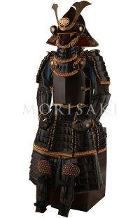 Morisaki samurai armor