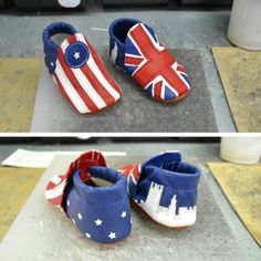 Royal-Baby-Shoes-Booties-Prince- Cutest shoes ever! made by Elf Keoni Star Shoes, Kid Shoes, Cute Shoes, Baby Shoes, Barefoot Running Shoes, Prince Charles And Diana, Minimal Shoes, Fashion Lookbook, Women's Fashion