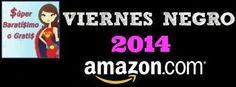 Ofertas de Viernes Negro 2014 súper baratísimo o gratis en Black Friday Amazon #blackfriday | Súper Baratísimo o Gratis