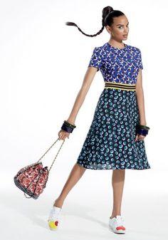 Lucy Ramos mostra como combinar estampas de diferentes estilos e cores sem errar   MdeMulher