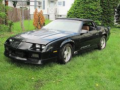 1983 Z28 Chevy Camaro, so beautiful. I love cars so much. With nursing I plan on fixing up my own little beauty on the side. My mother, father, brother, and I all love cars. I guess you can say loving American Muscle runs in the family blood line. This was my dad's first car, and I will own this car one day.