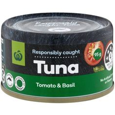 3.59 stars, 373 reviews for Woolworths Tuna Tomato & Basil 95g on Bunch.