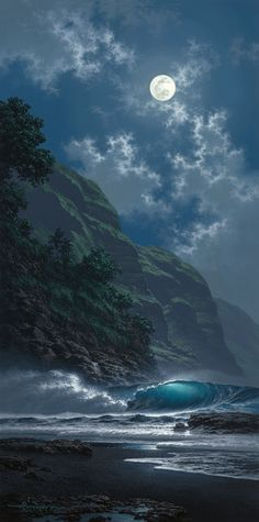 Black Sand Magic, Roy Tabor