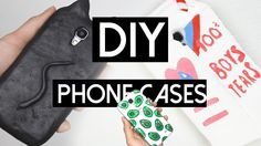 DIY PHONE CASES // Valfre Inspired + 3D Silicone Cases