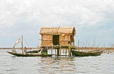 Ganvie Lake Village, Benin