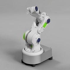 Robot V4-MK2 #makeoftheday