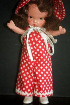 """Vintage Nancy Ann Storybook Dolls """"Margie Ann in Playsuit"""" 78   eBay"""